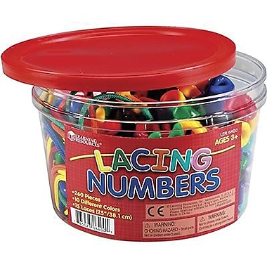 Learning Resources® Lacing Numbers