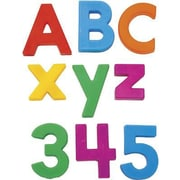 Educational Insights® AlphaMagnets® and MathMagnets® Jumbo Multi Colored Combo Set