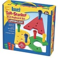 Lauri® Toys Tall Stacker™ Pegs A - Z Pegboard Set, Uppercase