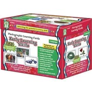 Key Education Publishing® Early Learning Photographic Learning Cards, Grades pre-kindergarten - 3rd