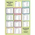 Edupress® Sight Words In A Flash™ Wall Charts, Grades 1st - 2nd