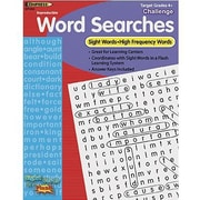 Edupress® Sight Words In A Flash Word Searches, Grades 4th+