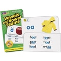 Trend Enterprises® Vowels and Vowel Teams Skill Drill Flash Cards, Grades 1th - 3rd