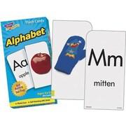 Trend Enterprises® Skill Drill Flash Card, Alphabet