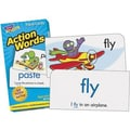 Trend Enterprises® Action Words Skill Drill Flash Cards, Grades 1st - 3rd