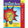 Milliken Publishing Company Brainy Acts Book, Grades 3rd - 4th