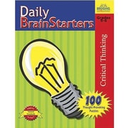Milliken Publishing Company Daily Brain Starters Book, Grades 5th - 6th