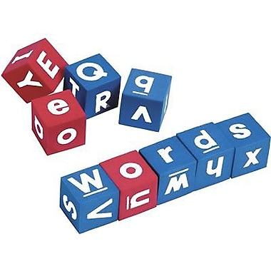 Learning Resources® Soft Foam Alphabet Dice, Grades Pre School - 3