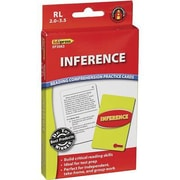 Edupress® Reading Comprehension Practice Card, Inference, Reading Level 2.0 - 3.5