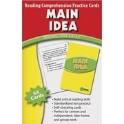 Edupress® Main Idea Reading Comprehension Practice Cards