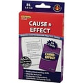 Edupress® Cause and Effect Reading Comprehension Practice Cards