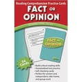 Edupress® Reading Comprehension Practice Card, Fact Or Opinion, Reading Level 2.0 - 3.5