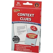 Edupress® Reading Comprehension Practice Card, Context Clues, Reading Level 2.0 - 3.5