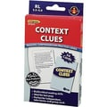 Edupress® Reading Comprehension Practice Card, Context Clues, Reading Level 3.5 - 5.0