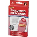 Edupress® Following Directions Reading Comprehension Practice Cards