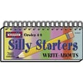 McDonald Publishing® Silly Starters Write-Abouts Booklet, Grades 4th - 8th