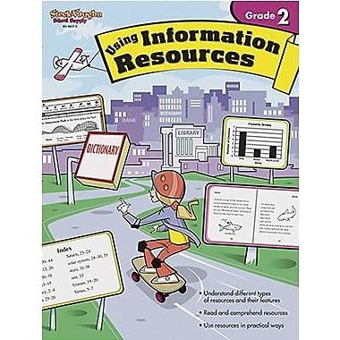Houghton Mifflin Harcourt Using Information Resources Book, Grades 2th