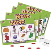 Trend Enterprises® Picture Words Bingo Game, Grades Kindergarten - 3rd
