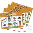 Trend Enterprises® Initial Consonants Bingo Game, Grades Pre Kindergarten - 2nd
