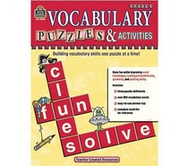Vocabulary Skills Books