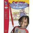 On The Mark Press® Cartoon Story Starters Book, Grades 1st - 3rd