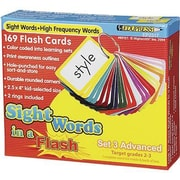 Edupress® Sight Words In A Flash™ Color-Coded Flash Card Set, Grades 2nd - 3rd