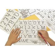 School-Rite® Uppercase Manuscript Handwriting Instruction Guide