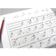 School-Rite® Lowercase Cursive Handwriting Instruction Guide