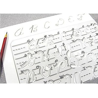 School-Rite® Uppercase Transitional To Cursive Writing Guide