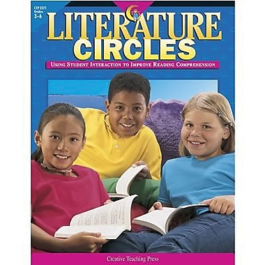 Creative Teaching Press™ Literature Circles Guide Book, Grades 3rd - 6th