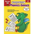 The Mailbox Books® Phenomenal Phonics Game, Grades Kindergarten - 1st