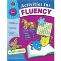 Teacher Created Resources® Fluency Activities Book, Grades 3rd - 4th