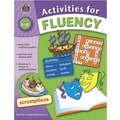 Teacher Created Resources® Fluency Activities Book, Grades 5th - 6th