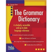 Didax® The Grammar Dictionary, Grades 4th - 12th