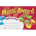 Trend Enterprises® Recognition Awards, Music