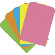 Top Notch Teacher Products® Assorted Brite Neon Pocket, 35/Pack