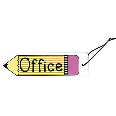 Heart & Sew® Hall Pass, Office