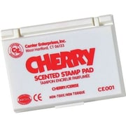 Center Enterprises® Scented Stamp Pad/Refill, Cherry/Red