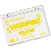 Center Enterprises® Washable Stamp Pad, Yellow
