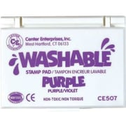 Center Enterprises® Washable Stamp Pad, Purple
