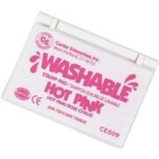Center Enterprises® Washable Stamp Pad, Hot Pink