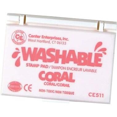 Center Enterprises® Washable Stamp Pad, Coral