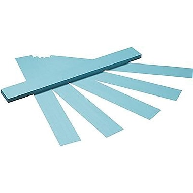 Pacon® 24in.(L) x 3in.(W) Tagboard Sentence Strip, Blue