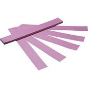 """Pacon® 24""""(L) x 3""""(W) Tagboard Sentence Strip, Pink"""
