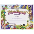 Trend Enterprises® pre-school Diploma, 8 1/2in.(L) x 11in.(W)