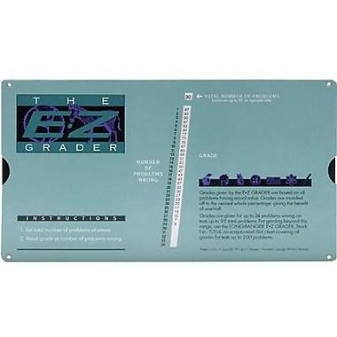 E-Z Gradesr Original E-Z Grader Book, Blue