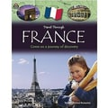 Teacher Created Resources® Travel Through France Book, Grades 3rd - 12th