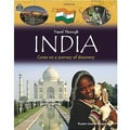 Teacher Created Resources® Travel Through India Book, Grades 3rd - 12th