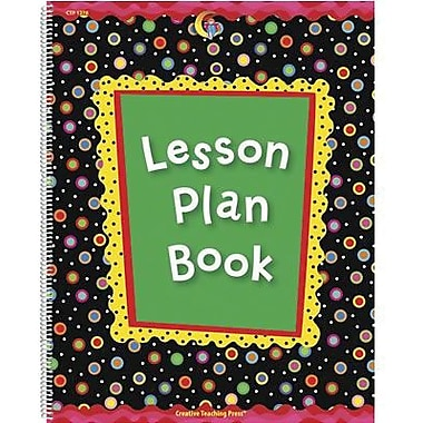 Creative Teaching Press™ Poppin' Patterns® Lesson Plan Book