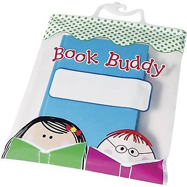Creative Teaching Press™ Book Buddy Bags, 10 1/8in.(H) x 12 1/2in.(W)